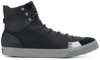 Y-3 Sentinel high-top zip sneakers
