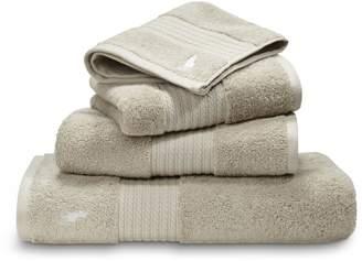 Ralph Lauren Home Player dune hand towel