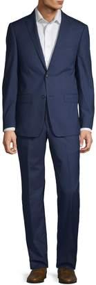 Michael Kors Classic Slim-Fit Wool Suit