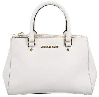 55a2020c30a8 MICHAEL Michael Kors White Snap Closure Handbags - ShopStyle