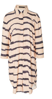 Lenny Niemeyer Printed Button Front Chemise