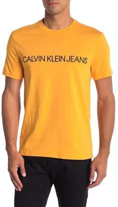 Calvin Klein Klein Front Logo Tee
