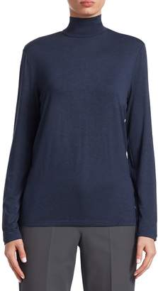 Armani Collezioni Women's Solid Turtleneck Sweater