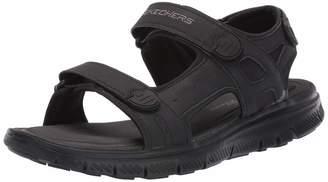 Skechers Men's Flex Advantage 1.0 Upwell Sport Sandal