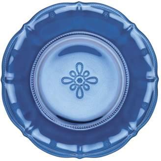 Juliska Colette Hand Pressed Glass Dessert Plate