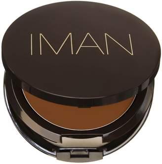 Iman Cosmetics Second to None Cream to Powder Foundation, Dark Skin