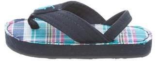 Polo Ralph Lauren Boys' Logo Sandals