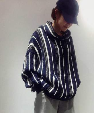 Journal Standard (ジャーナル スタンダード) - journal standard luxe 【6397/ シックススリーナインセブン】STRIPED FOODIE◆