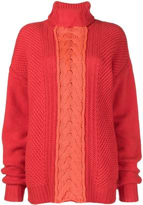 Diesel M-LOVER knitted jumper