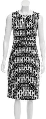 Tory Burch Printed Midi Dress