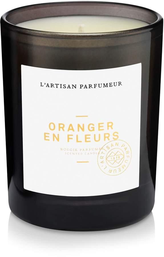 Oranger En Fleurs Candle (70g), Black