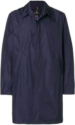 Paul Smith single-breasted raincoat