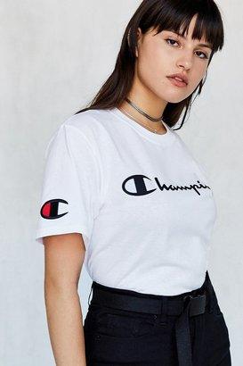 Champion + UO Logo Tee