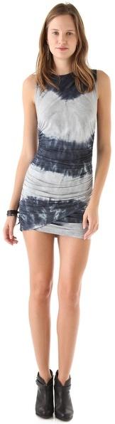 Young Fabulous & Broke Camden Sunray Stripe Dress