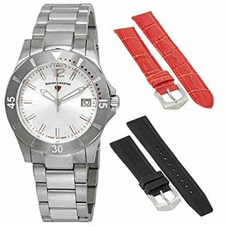 Swiss Legend Women's 16017SM-02-SET Paradiso Analog Display Swiss Quartz Watch
