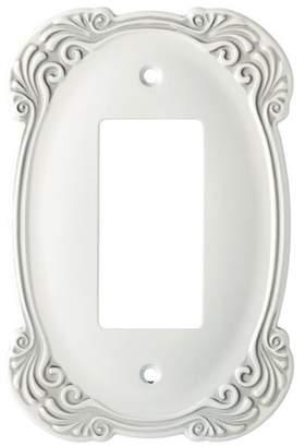 Franklin Brass Arboresque Single Decorator Socket Plate