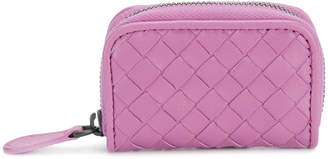 Bottega Veneta twilight Intrecciato nappa coin purse