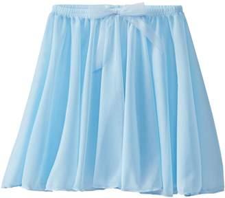 Capezio Little Girls' Children's Collection Circular Pull-On Skirt