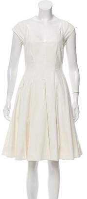 Ralph Lauren Sleeveless Knee-Length Dress