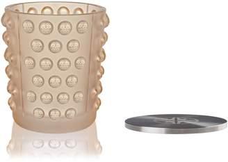 Lalique Mossi Candle Vase