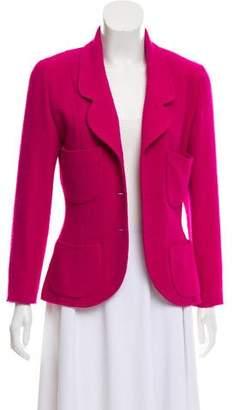 Chanel Long Sleeve Blazer