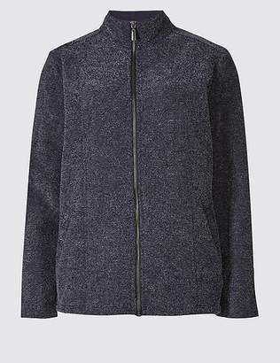 Marks and Spencer Boucle Fleece Jacket