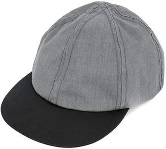Sacai panelled design cap