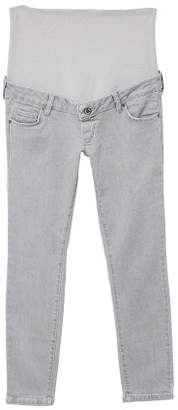 MANGO Mid-rise jeans