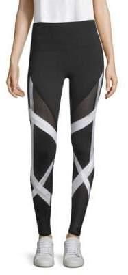 Alo Yoga High-Waist Bandage Leggings