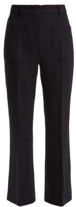 Sportmax Pool Trousers - Womens - Navy