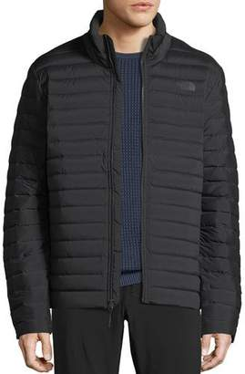 The North Face Men's Stretch Goose-Down Quilted Water-Repellant Jacket