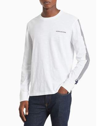 Calvin Klein Regular Fit Speeding Star Shirt