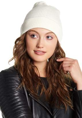 14th & Union Basic Rib Knit Beanie