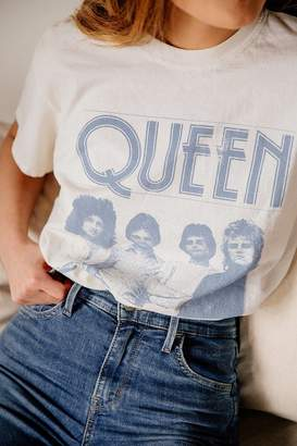 Urban Outfitters Queen Band Tee