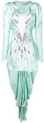 ATTICO puff sleeved dress