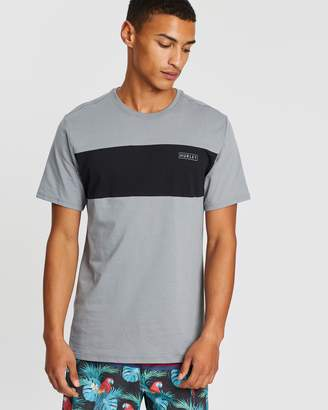 Hurley Dri-FIT Blocked Top T-Shirt