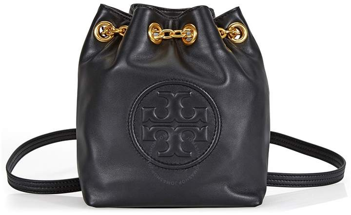 Tory Burch Tory Buch Mini Fleming Backpack- Black - ONE COLOR - STYLE