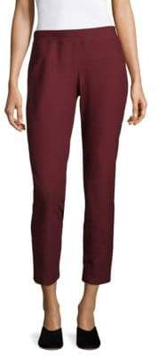 Eileen Fisher Stretch Crepe Pants