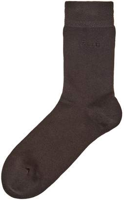 Elle Bamboo 2 pair pack ankle socks