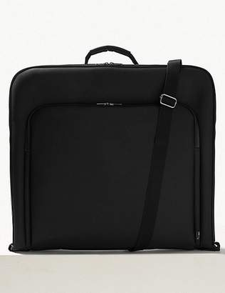 Marks and Spencer Scuff Resistant Cordura® Moulded Suit Carrier