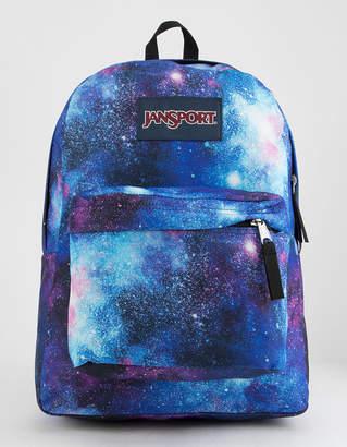 JanSport SuperBreak Deep Space Galaxy Backpack