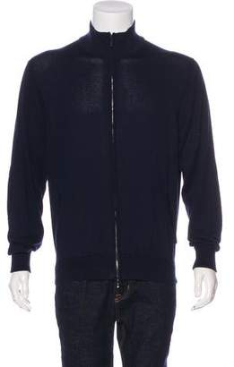 Loro Piana Zip-Up Sweater