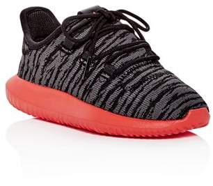 adidas Boys' Tubular Shadow Knit Lace Up Sneakers - Toddler, Little Kid