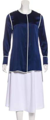 Alexis Long Sleeve Silk Tunic w/ Tags