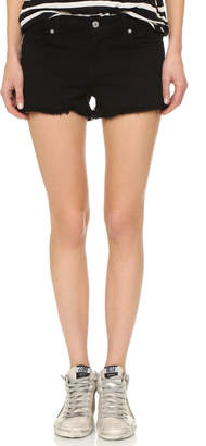 7 For All Mankind Cut Off Shorts $148 thestylecure.com