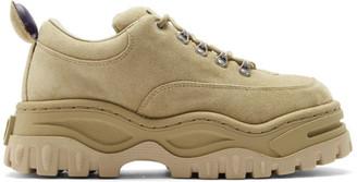 Eytys Tan Suede Angel Sneakers