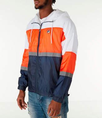 Fila Men's Cedric Windbreaker Jacket