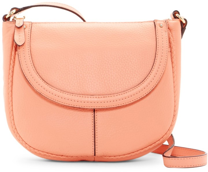 Cole Haan Cole Haan Tali Saddle Leather Crossbody