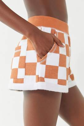 Out From Under Brody Checkered Short