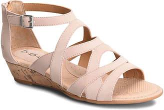b.ø.c. Searing Wedge Sandal - Women's
